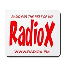 RadioX Mousepad