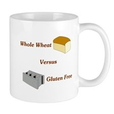 Wheat vs. Gluten Free Mug