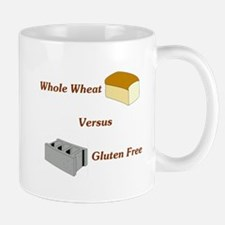 Wheat vs. Gluten Free Mug
