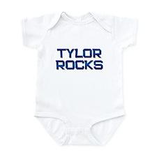 tylor rocks Infant Bodysuit
