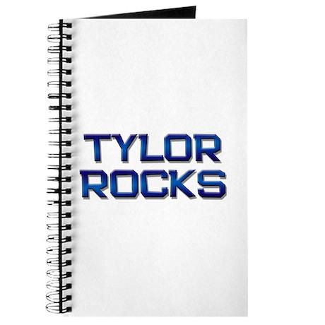 tylor rocks Journal