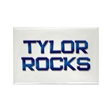 tylor rocks Rectangle Magnet