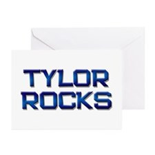 tylor rocks Greeting Cards (Pk of 20)