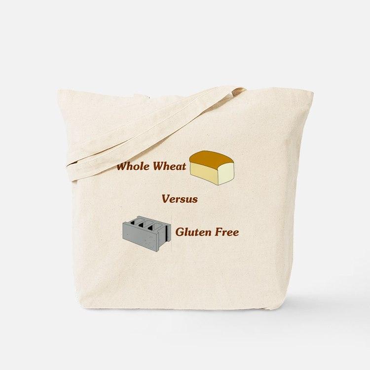 Wheat vs. Gluten Free Tote Bag