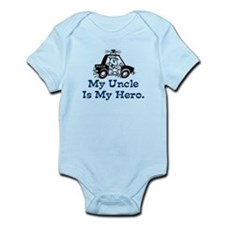 My Uncle is My Hero Infant Bodysuit