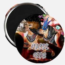 Mardi Gras 2 Magnet
