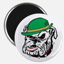 Irish Bulldog Magnet
