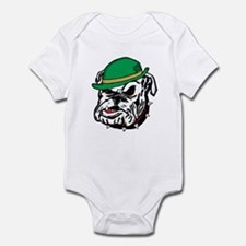 Irish Bulldog Infant Bodysuit