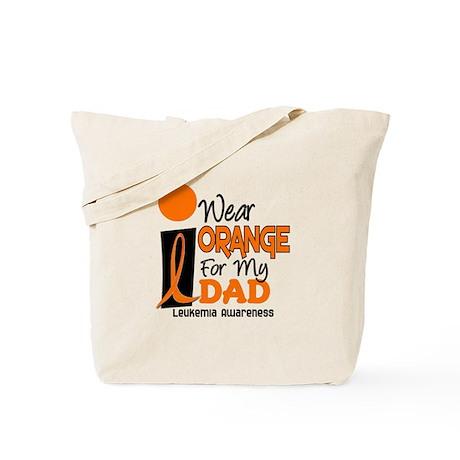 I Wear Orange For My Dad 9 Tote Bag
