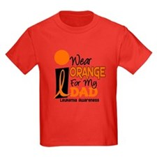 I Wear Orange For My Dad 9 T