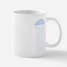 Light Blue Raincloud Mug