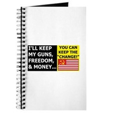 I'll Keep My Guns, Freedom, a Journal