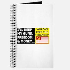 I'll Keep My Guns, Freedom, a Journal
