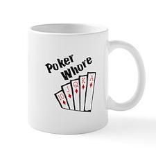 Poker Whore Mug