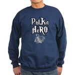 Polka Hero Sweatshirt (dark)