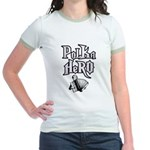 Polka Hero Jr. Ringer T-Shirt