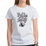 Polka Hero Women's T-Shirt