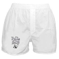 Polka Hero Boxer Shorts
