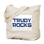 trudy rocks Tote Bag