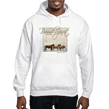 Poud Spirit Sanctuary Mustangs Jumper Hoody