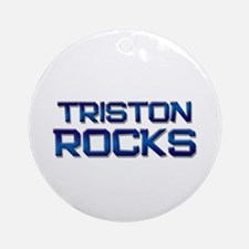 triston rocks Ornament (Round)