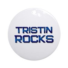 tristin rocks Ornament (Round)