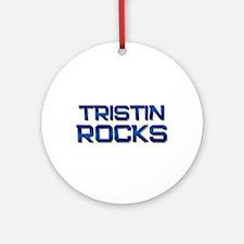 tristin rocks Ornament (Round)