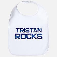 tristan rocks Bib
