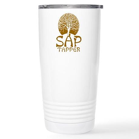 Sap Tapper - Stainless Steel Travel Mug