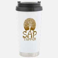 Sap Tapper - Stainless Steel Travel Mug
