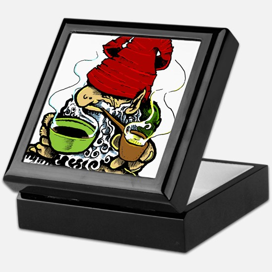 Cool Gremlin Keepsake Box
