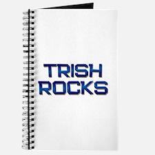 trish rocks Journal