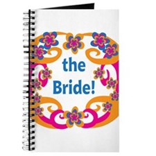 Colorful Bride Journal
