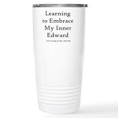 Inner Edward Stainless Steel Travel Mug