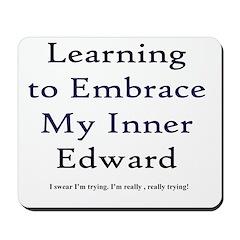 Inner Edward Mousepad