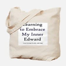 Inner Edward Tote Bag