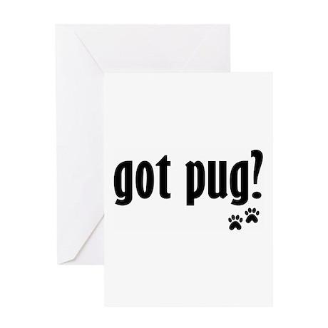 Got? Greeting Card