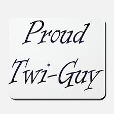 Twi-Guy Mousepad