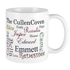 Cullen Words Mug