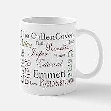 Cullen Words Mug