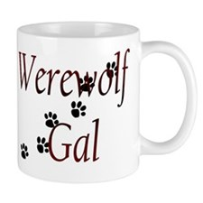 Werewolf Gal Mug