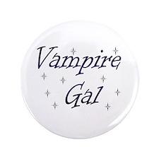 """Vampire Gal 3.5"""" Button"""