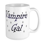 Vampire Gal Large Mug