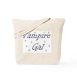 Vampire Gal Tote Bag