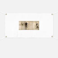 Pine Trees Banner