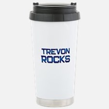 trevon rocks Travel Mug
