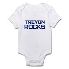 trevon rocks Infant Bodysuit