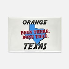 orange texas - been there, done that Rectangle Mag