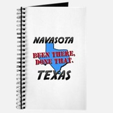 navasota texas - been there, done that Journal