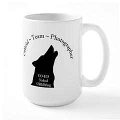 CO-ED NAKED Mug